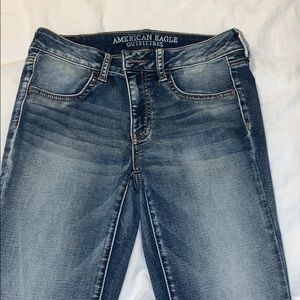 American eagle jeans, worn twice